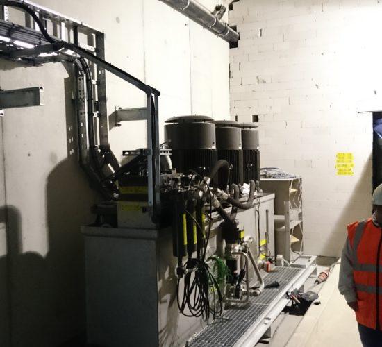 Hycom hydraulic system for the botlek bridge