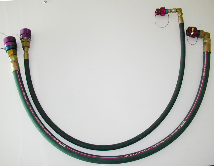 Adapter hose HTAH