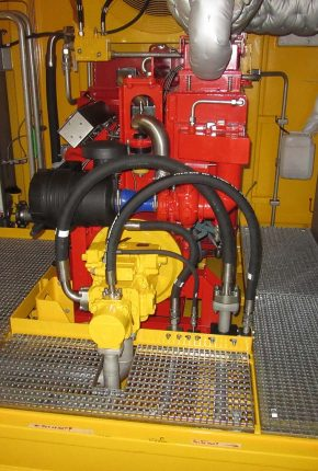 Diesel Driven HPU ATEX zone2