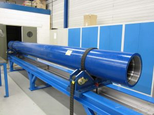 Hydraulic Cylinder Repair Bench Hycom